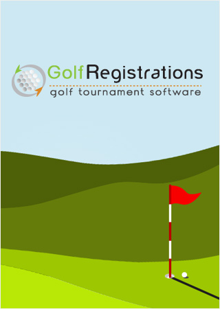 GolfRegistrations Admin logo